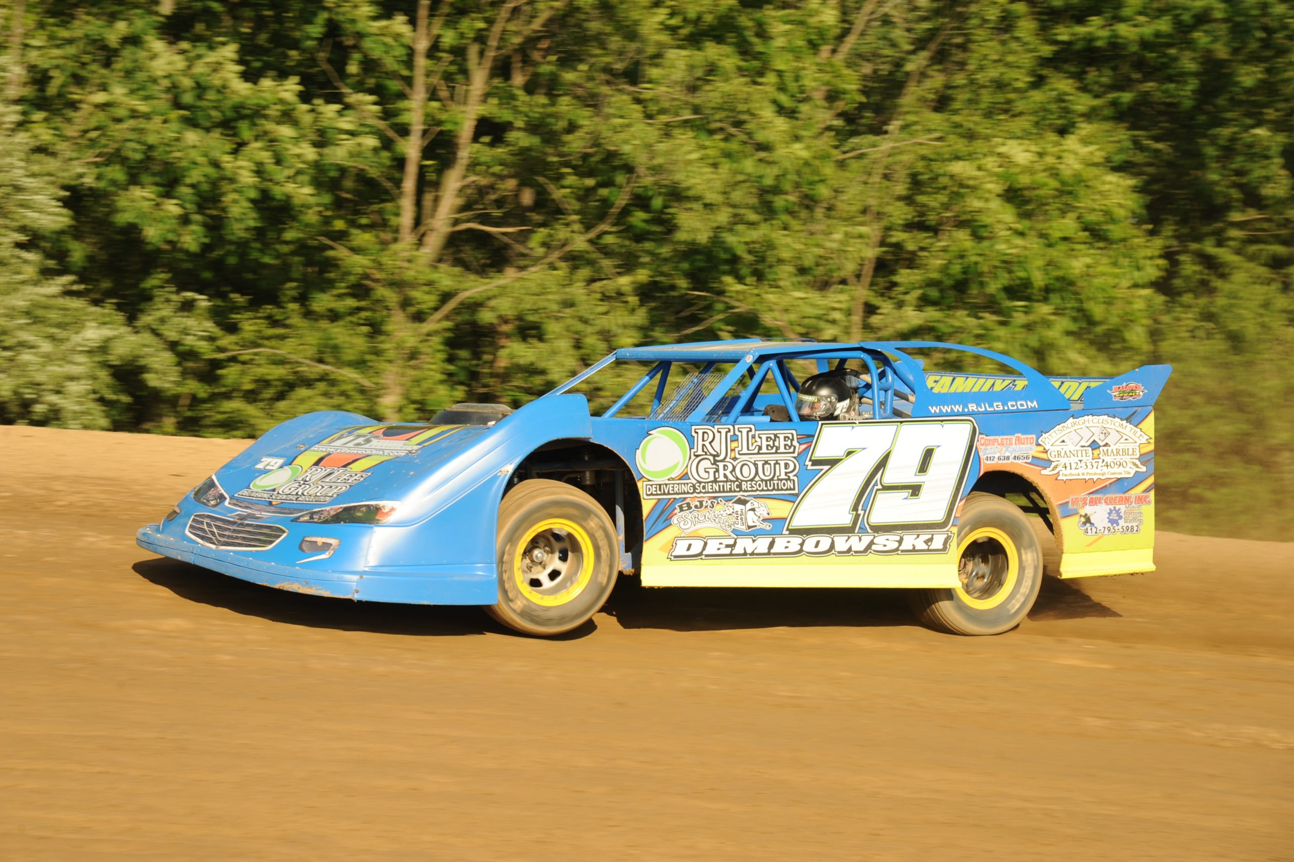 PRO Stock Special / Thunder on Dirt Vintage Modified
